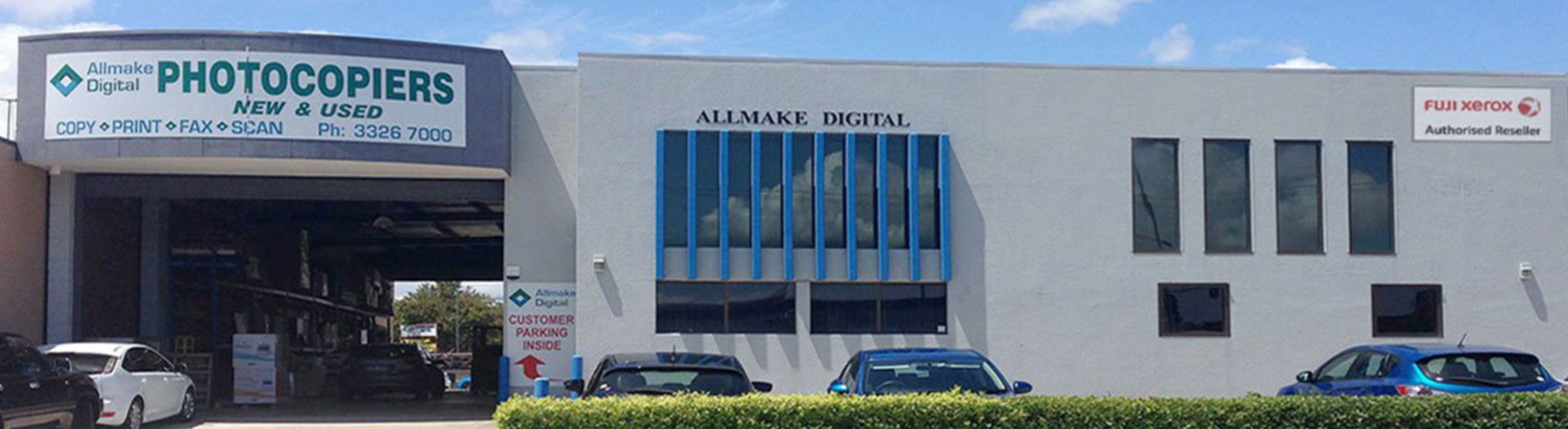 Welcome to Allmake Digital