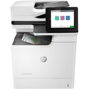 HP E57540c Laser Printer Scanner Colour A4